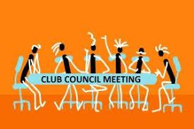 Council Meeting (location variable!)