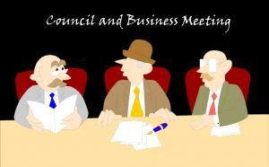 Council & Business Meetings