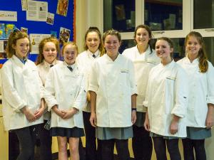 Rotary Young Chef 2015-16 - Jersey Final January 2016