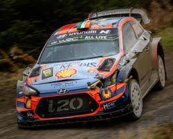 Wales Rally GB 2020 - CANCELLED