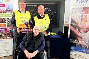 Crocus Appeal: £5,000 for PolioPlus!