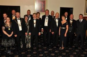 Cliderhow 13th October 2011 - Charter Night