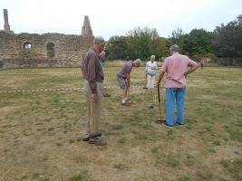 Croquet/Boules/Bowls/BBQ evening on 18 August