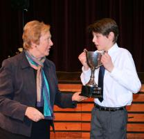 FINAL - SOUTHERN COTSWOLDS ROTARY YOUNG MUSICIAN COMPETITION, 2016