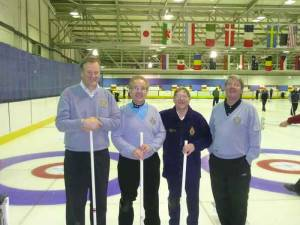 Scottish Rotary Jewel Curling Competition