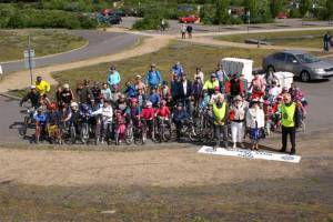 Sponsored Cycle Ride 2013