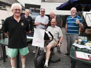 CYCLING FOR THE CHESTNUT APPEAL