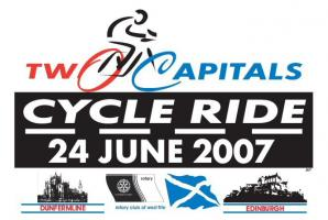 Two Capitals Cycle Run