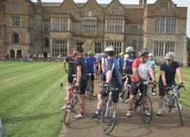 Broughton Castle Sportive Thank You Event