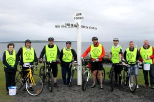 Rotary Cycles 2015 and 2016