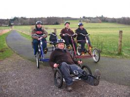 Club helps all ability cyclists to get on track