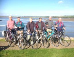 Cycle Club of Bideford Bridge Rotary