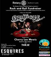 Rock and Roll Fundraiser