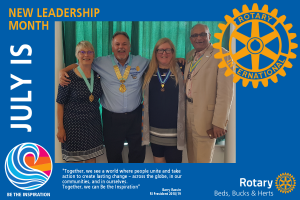 District Governor's Newsletter - July 2018