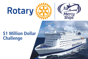 Mercy Ships Challenge - Accepted and Exceeded!