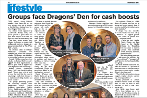 Dragons' Den 2018