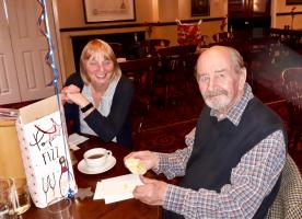 Thornhill Rotary member celebrates his 90th birthday