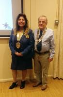 District Governor Visit September 2019