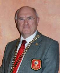 District Governor's Visit - 08/09/14