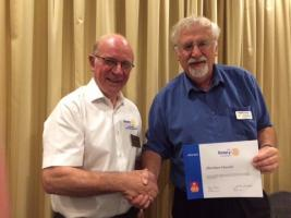 RCAD Receives Certificate of Merit.