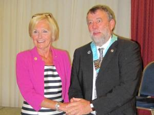 District Governorship  For Goodwick Man