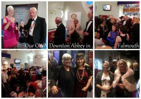 A DOWNTON ABBEY EVENING SEPTEMBER 2019