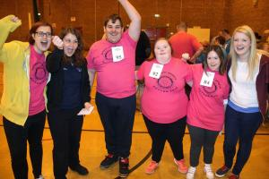 District Disabled Sports Day September 2017
