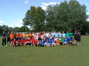 May 2011 Tommy McLafferty Football Tournament for the Homeless -