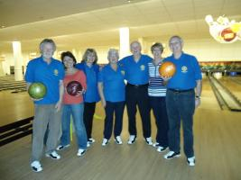 Tenpin Bowling - Wed 29th Feb 2012 Romford Brewery