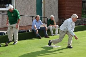 Annual Bowls Tournament at Buccleuch Bowling Club