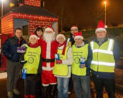 Father Christmas Street Collections