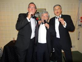 Rat Pack Night Nov 2012