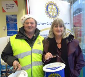 What does Launceston Rotary Club actually do?