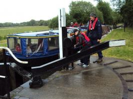 Canal Boat Trip 2-July-2012