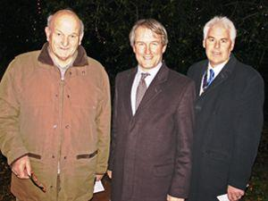 Tree of Light 2009, Switch On By Owen Paterson MP, 6.00pm