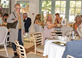 Alzheimers UK Fundraising Lunch and Fashion Show