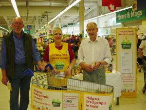 Food Bank Collection in July 2015