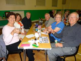Quiz Night - St Michael's Hall, Gidea Park