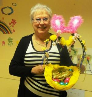 Inner Wheel Easter Basket Competition