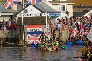 RNIL Raft Race West Bay - 25th July 2019