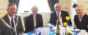 Presidents Lunch Orsett Hall 20-May-2012