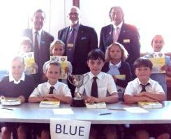 Jnr Quiz for Upminster Primary School - 5th September
