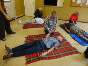 First Aid Training - Sat 10th Aug 2013
