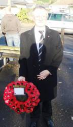 Remembrance Day – British Legion – 11-11-2012