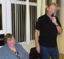 Inner Wheel Quiz Night Cranham Community Centre 17-Nov-2012