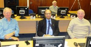 Fellow Club Members Twitter & Website Training 27-Nov-2012 www.utilize.co.uk