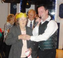 Seniors Xmas Party 27-Nov-2012