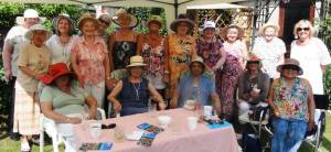 Mad Hatters Tea Party 10-July-2013