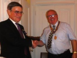Cambridge Inter-Club Meeting Hermeskeil-Hunsrück & Hornchurch-Upminster