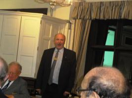 Business Meeting & Speaker Rtn Colin Davies on how to use our Club Website